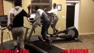 {New 2016 Eritrean comedy }The only reason habesha goes to the gym. #Honeybunny #seeyounexttime