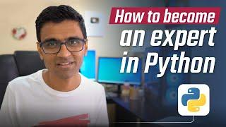 Complete python roadmap   How to become an expert in python programming