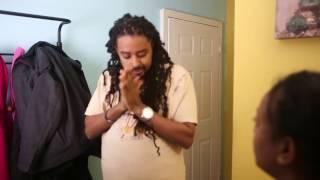 Ethiopian habesha Christmas/gena in America Comedy 2017