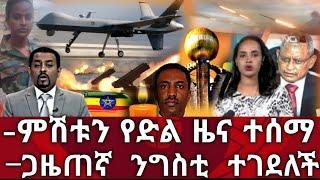 Ethiopia ሰበር - ምሽቱን የድል ዜና ተሰማ | ጋዜጠኛ ንግስቲ ተገደለች | zena tube | zehabesha | Abel birhanu | habesha