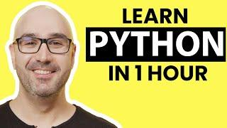 Python for Beginners - Learn Python in 1 Hour