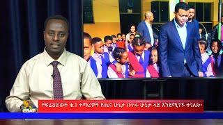 Ethiopia - ESAT Amharic Day time News November 28, 2019