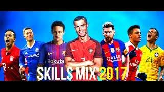 Insane Football Skills Mix 2017 • Ronaldo, Coutinho, Hazard, Neymar, Messi, Sánchez, etc.